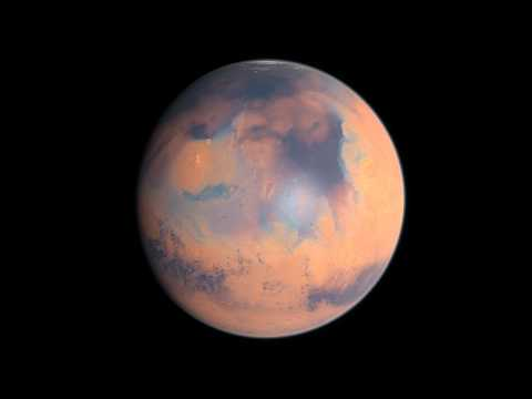 Mars the planet that lost an ocean's worth of water