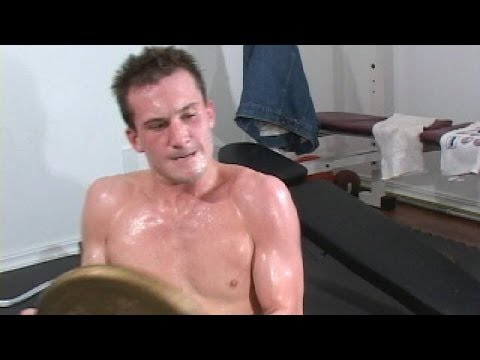 KYLE 3 - The Sweat Drenched Denim Workout
