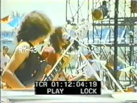 Grand Funk Railroad Live - Are You Ready (1969)