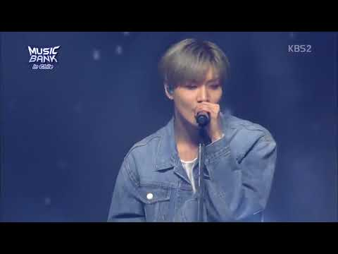 Taemin (태민)  Despacito MUSIC BANK IN CHILE emitido por KBS el 11.04.2018