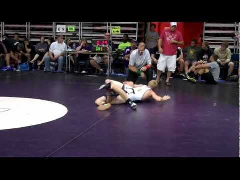 124 Logan Welcher Michigan Chubb Chubb vs Dakota Matelski Little Rascals
