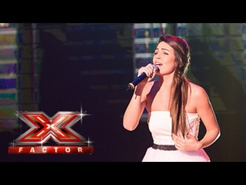 Tamara Milanovic (jar Of Hearts - Christina Perri) - X Factor Adria - Live 4 video