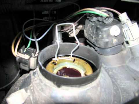 Lamp renault clio vervangen