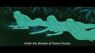Tezuka Osamu's '1001 Nights' trailer (??????)