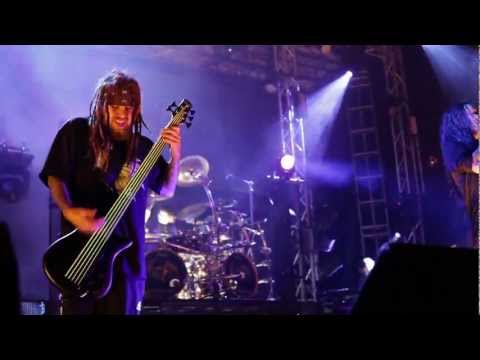 KORN performing No Place to Hide live @ D-TOX Rockfest 2012