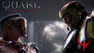 This Game is F***IN Cool! [Quake Champions!]