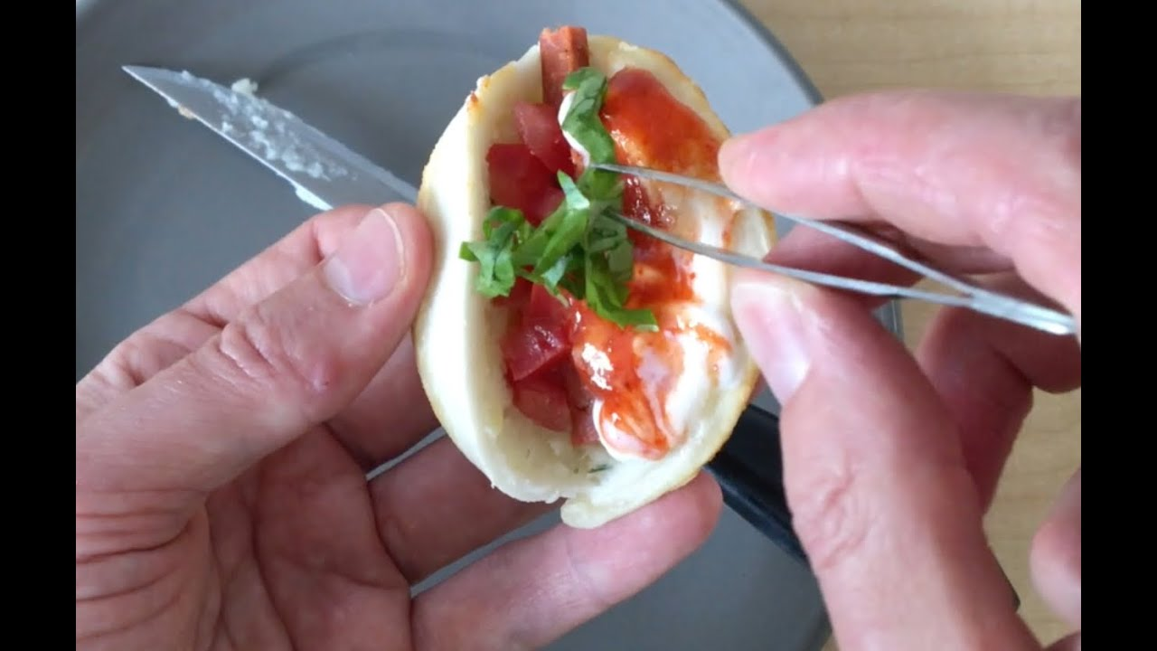 [It's Time To Learn For To Cook Pierogi] Video