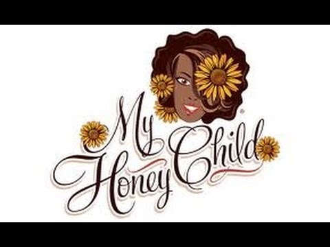 My Honey Child Review-Curl Collection Presents