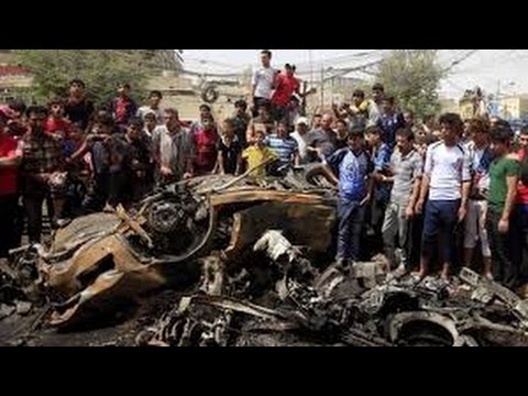 Car bombs kill 12 people in Baghdad