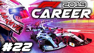 F1 2019 CAREER MODE Part 22: SEASON FINALE! CHAMPIONSHIP DECIDER!