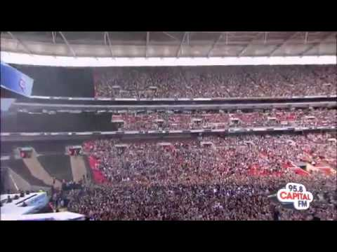 Flo Rida - Good Feeling Live at the Capital Summertime Ball 2012 Music Videos