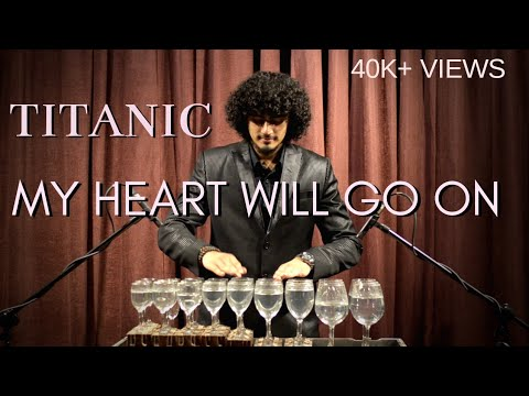 Titanic-My heart will go on Glass Harp cover - Gaurav Kotian - India