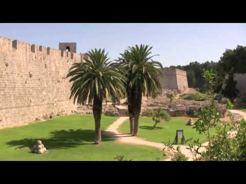 Rhodes Island - Travel Video with Greek Music | Rodos, Rhodos