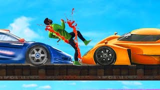 YOU WILL NOT SURVIVE THIS DEATHRUN! (GTA 5 Funny Moments)