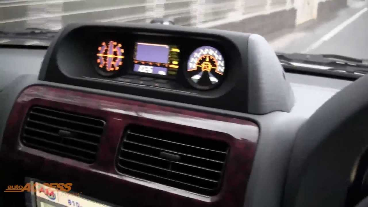 Auto now tx