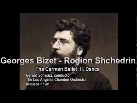 Bizet-Shchedrin - Carmen Suite [Part 1/2]