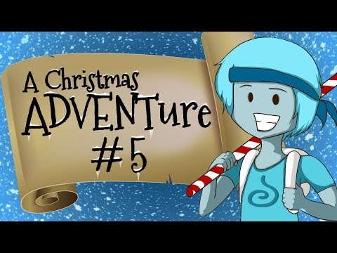 "Minecraft: A Christmas ADVENTure 2 ""Tiny Jumpers"" - Day 5"