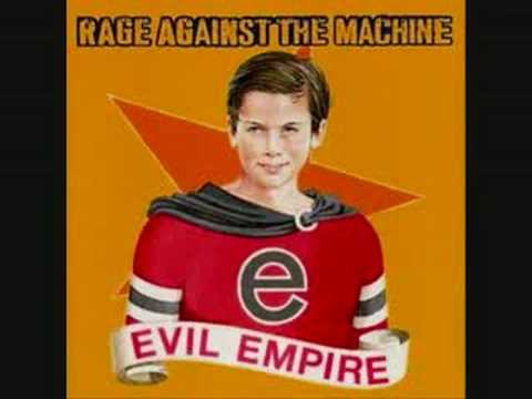Rage Against The Machine - Snakecharmer (album Evil Empire)