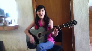All Kinds Of Wrong - Miranda Cosgrove (Cover Guitar)