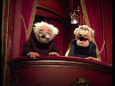 Statler & Waldorf Video