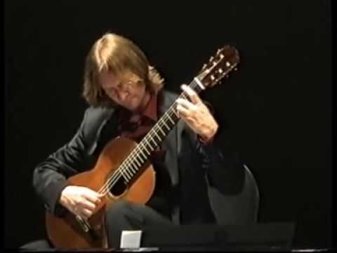 Rare Guitar Video: David Russell plays Spanish Dance No.10 by Granados