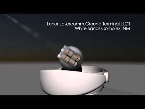 Probe Laser Beams Broadband From Lunar Orbit | Video