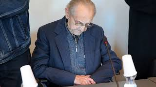 News Update Case against Auschwitz Nazi, 96, to be thrown out 31/08/17