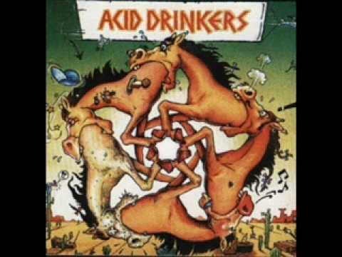 Acid Drinkers - Marian Is A Metal Guru