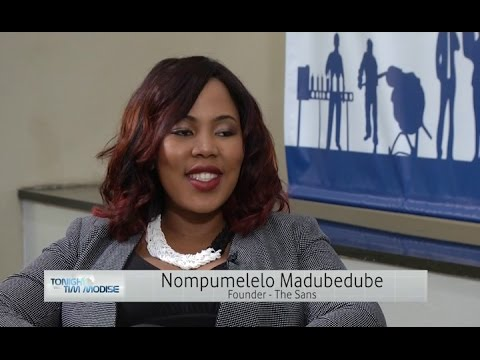 IDC - Nompumelelo Madubedube MD at The Sans — Hair & Weaves Business