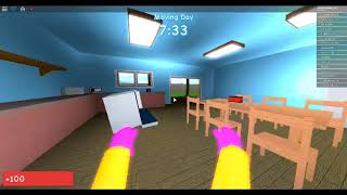 ROBLOX FUNNY GAME IV