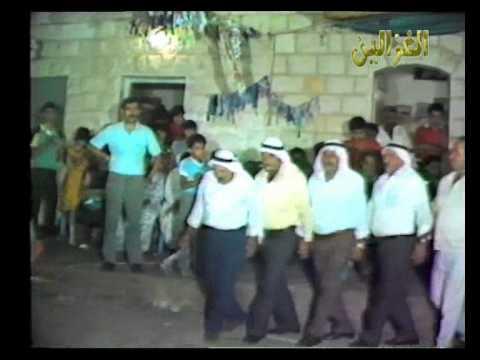 حنه في طرعان عام 1987