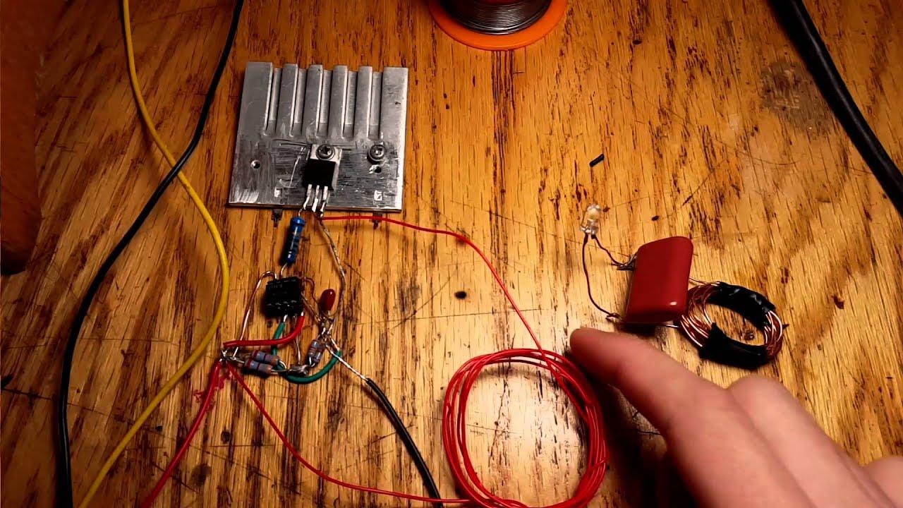 Беспроводная зарядка своими руками из зарядника 89
