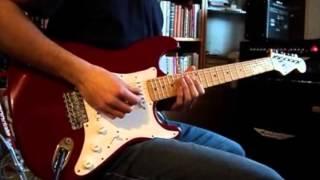Squier Stratocaster MIK 1988-89 part 2