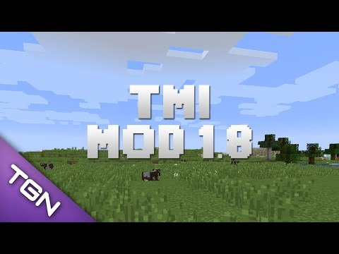 How To Install Too Many Items Mod Minecraft 1.8