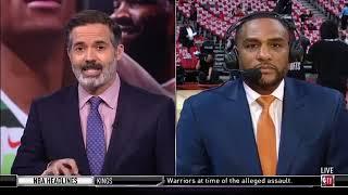 Inside The NBA: Charles Barkley & Shaquille O'Neal on Game 5  Brooklyn Nets vs Philadelphia 76ers