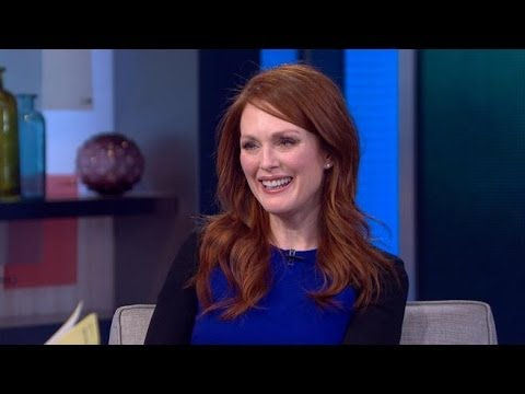 Julianne Moore on New Thriller 'Non Stop'