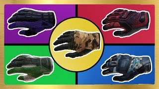 Gloves and Skins Combinations | CSGO