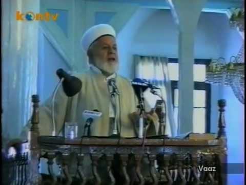 Tahir Büyükkörükçü Hoca (Vaaz-14)_HQ