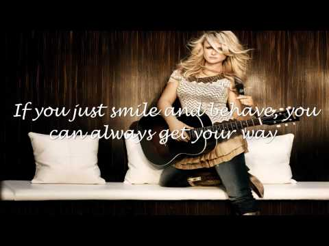 Miranda Lambert- Only Prettier Karaoke  Instrumental video