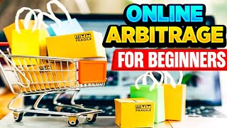 Full Online Arbitrage for Beginners Tutorial [Start with ANY AMOUNT & get a 10X ROI]