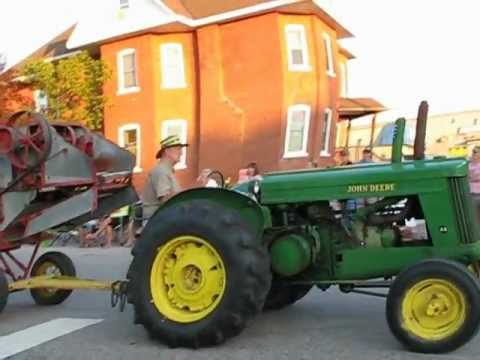Powassan Fall Fair Parade Aug 2012