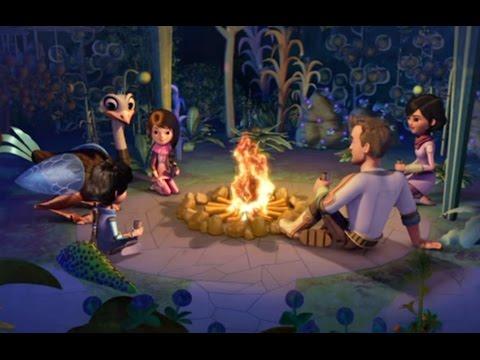 Майлз с другой планеты - Отключенные/ Замусоренные - Сезон 1 Серия 12 | Disney
