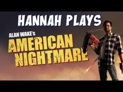 Alan Wake's American Nightmare: Scr#@*ch