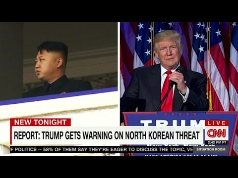 Warning for Trump: North Korea challenge - CNN