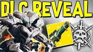 Destiny 2: NEW DLC RAID & ENEMIES! Darkness, End Game Explained, & Osiris Gear