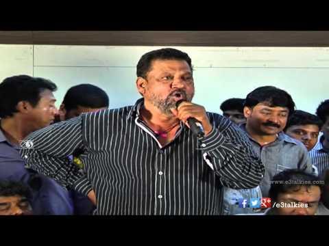 No Telangana & No Andhra Says Narsing Yadav @ Rajendra Prasad Press Meet After Results