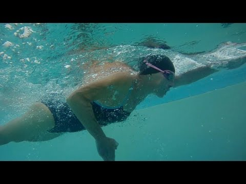 How to swim like an Olympian: Top 5 stretches to make you swim faster