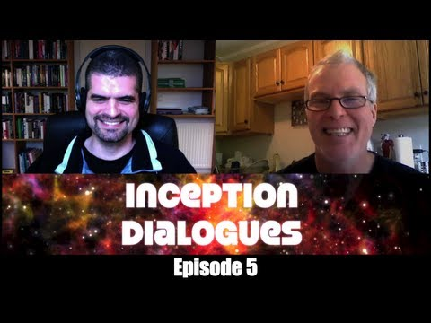 Inception Dialogues 5: Science journalist and author John Horgan