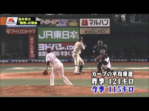 Masahiro Tanaka Nippon Career Highlights