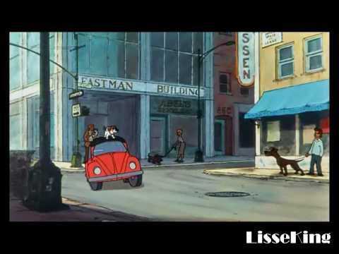 Oliver And Company - Why Should I Worry (danish) Hd video